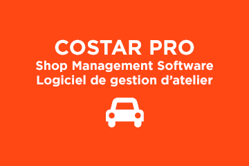 COSTAR PRO: Shop Management Software
